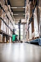 Fertigwarenlager - Mugler Masterpack GmbH