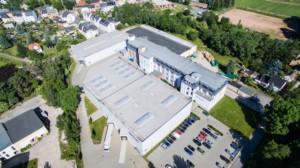 Produktionsstandort in Crimmitschau - Mugler Masterpack