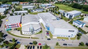Produktionsstandort in Wuestenbrand - Mugler Masterpack