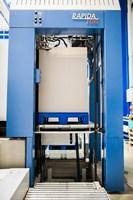 Stapelwechel in einer Druckmaschine - Mugler Masterpack GmbH