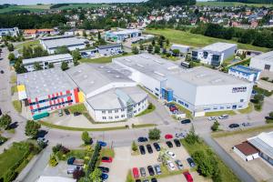 Produktionswerk in Wüstenbrand - Mugler Masterpack GmbH