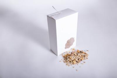 Automatenfaltschachtel mit Sichtfenster - Mugler Masterpack GmbH