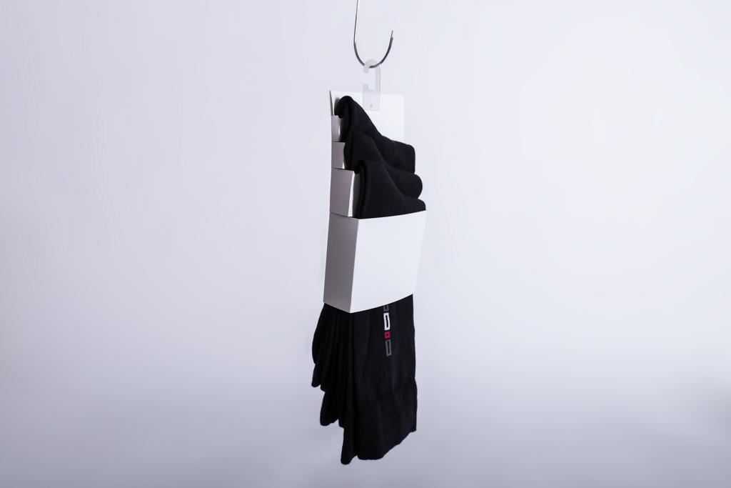 Banderole für 3 Paar Socken - Mugler Masterpack GmbH