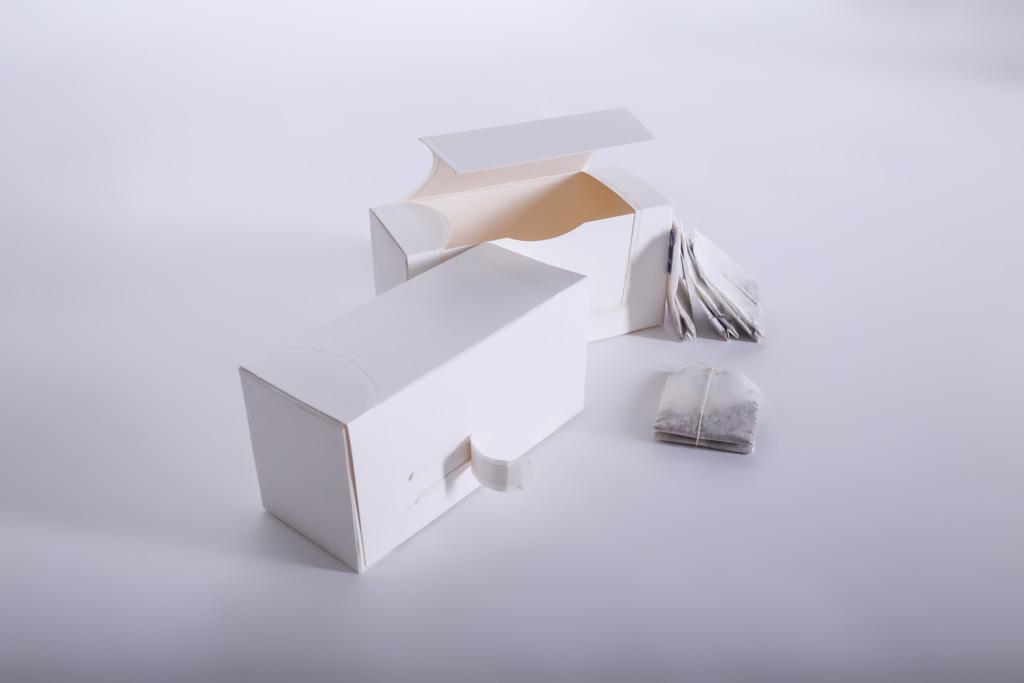 Faltschachtel für Tee - Mugler Masterpack GmbH