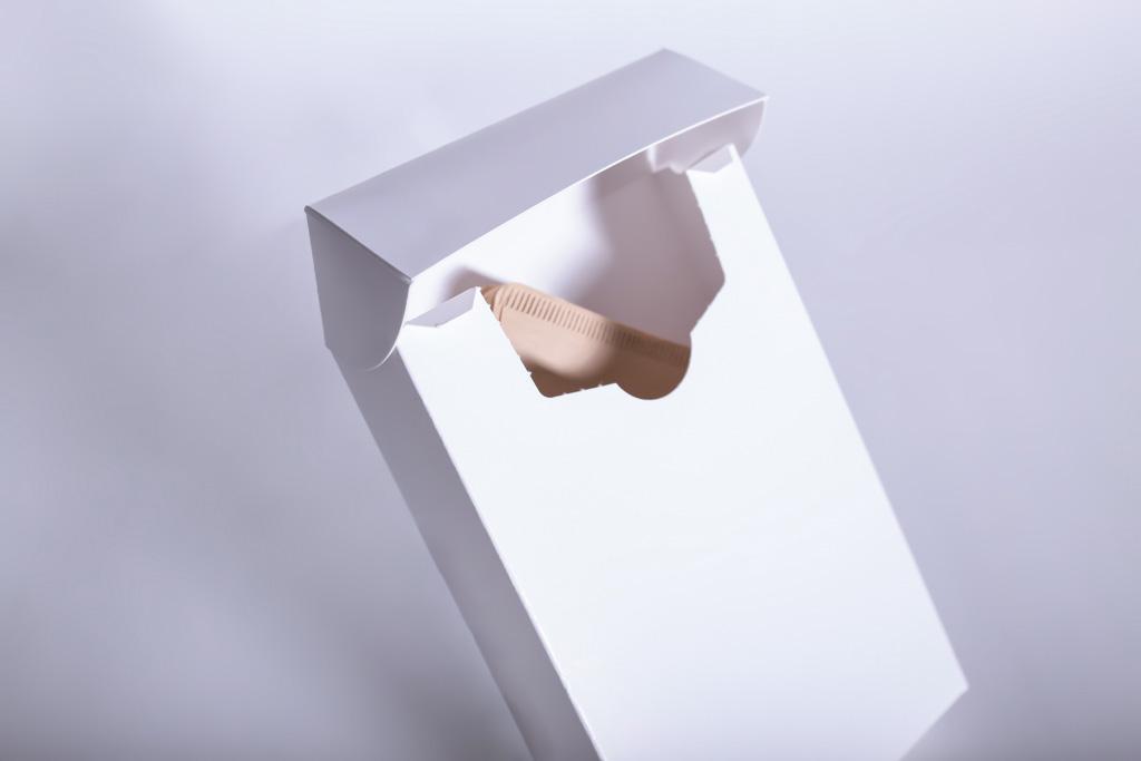 FlipTop Faltschachtel - Mugler Masterpack GmbH