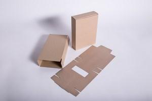 Faltschachtel aus Naturkarton - Mugler Masterpack GmbH