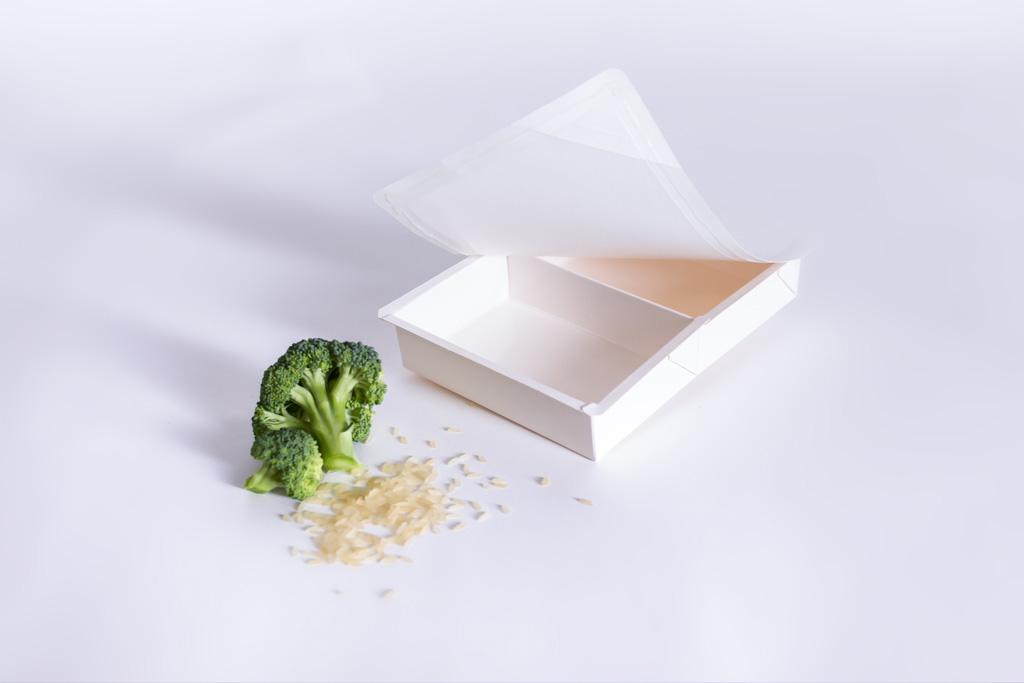 Schale aus Karton für Tiefkühlprodukte - Mugler Masterpack GmbH