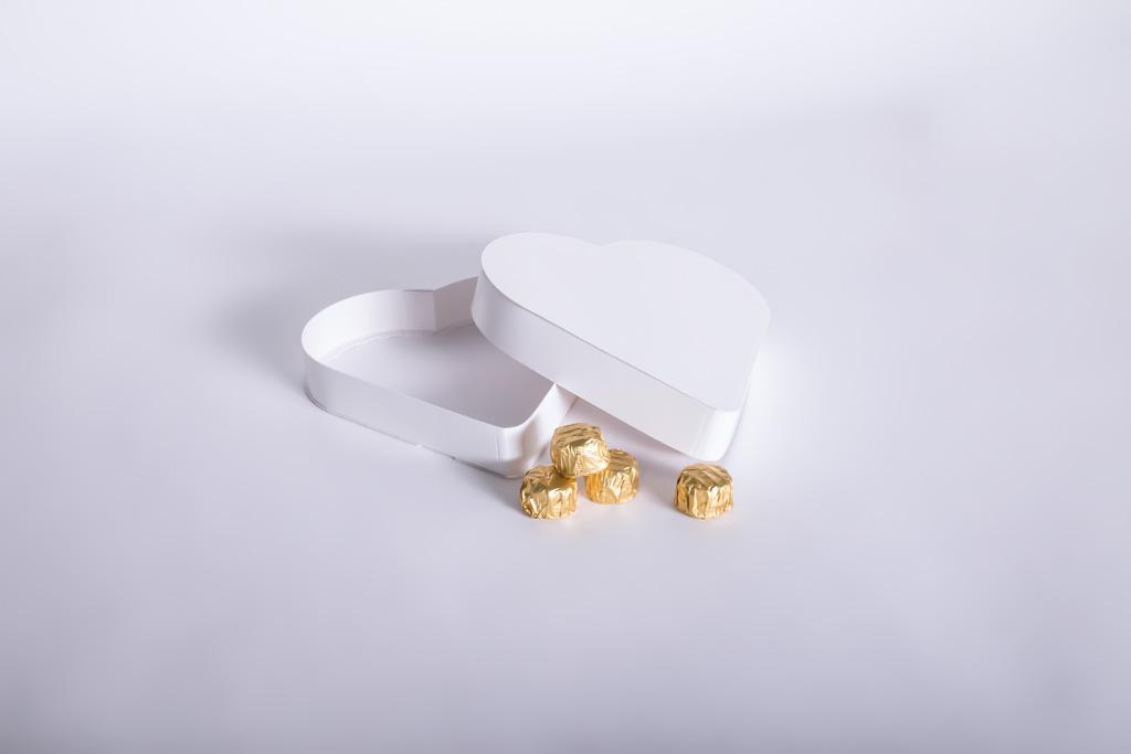 Herzverpackung aus Karton - Mugler Masterpack GmbH