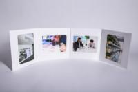 Eine Fotomappe mit 4 Bildern - Mugler Masterpack GmbH
