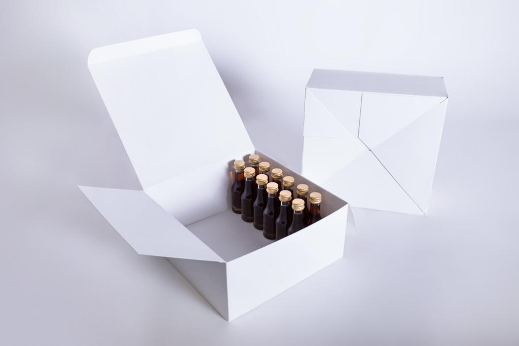 Umkarton für Flaschen - Mugler Masterpack GmbH