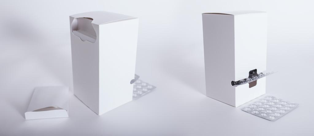 Dispenser für Tabletten und Pulver - Mugler Masterpack GmbH