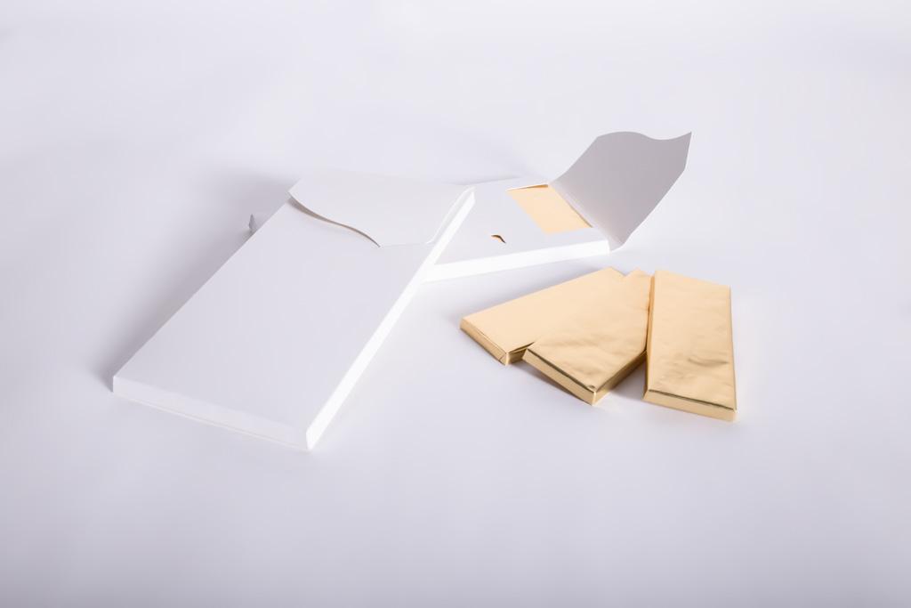 Tafeleinschlag für Schokolade - Mugler Masterpack GmbH