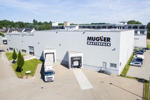 Aussenansicht Produktionshalle - Mugler Masterpack GmbH