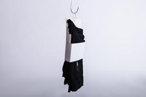 Banderole Open Presentation 3er Socken - Mugler Masterpack