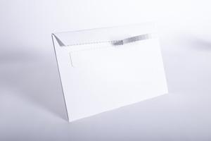 Versandtasche mit Aufreisslasche aus Karton - Mugler Masterpack