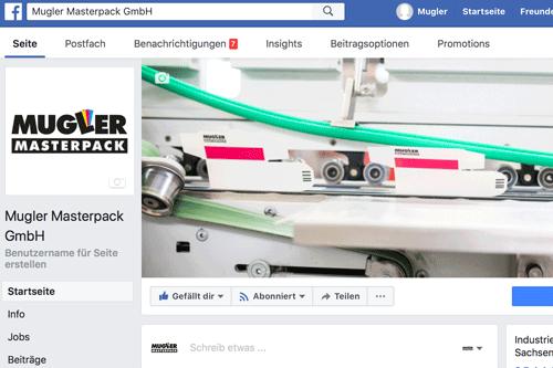 Mugler Masterpack bei Facebook
