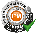 Logo PSO ISO12647 Mugler Masterpack