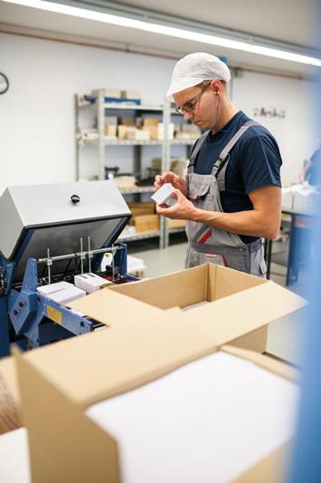 Kontrolle von Beipackzetteln - Mugler Masterpack GmbH